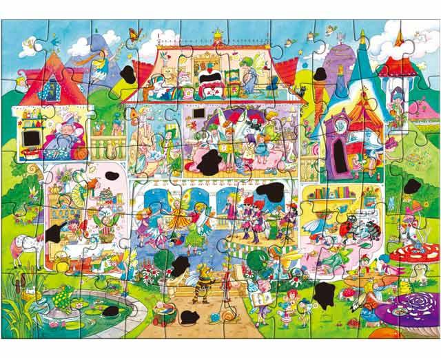 Childrens Jigsaws (50+piece)