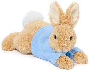 Peter Rabbit Lying