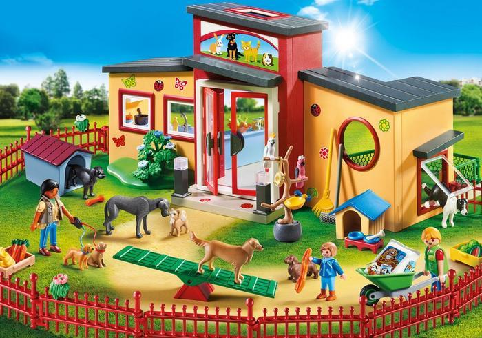 Playmobil Pet Hotel