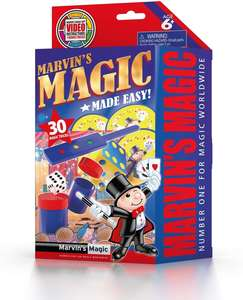 Magic Made Easy Red