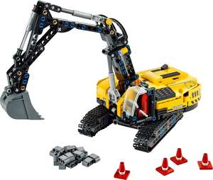 Heavy-Duty Excavator