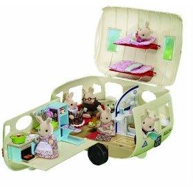 Sylvanian Family Vehicles