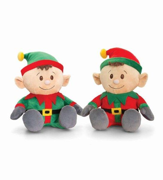 Cuddly Elves