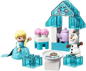 Elsa and Olaf's Tea Party