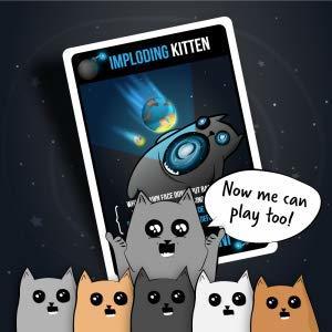 Image result for Imploding kittens