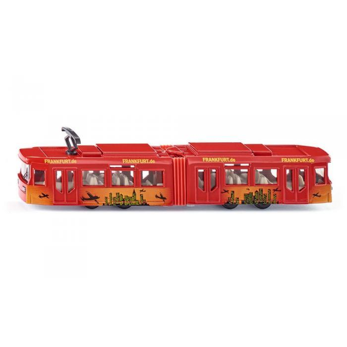 Die-Cast buses and trams