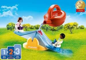 Water Seesaw with Watering Can