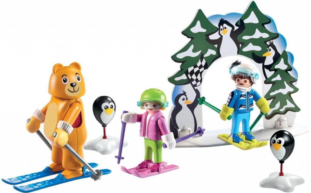 Playmobil Winter Sports