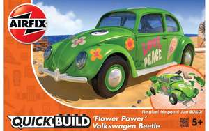 Flower-Power Beetle
