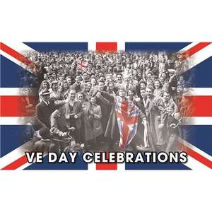 Ve day flag