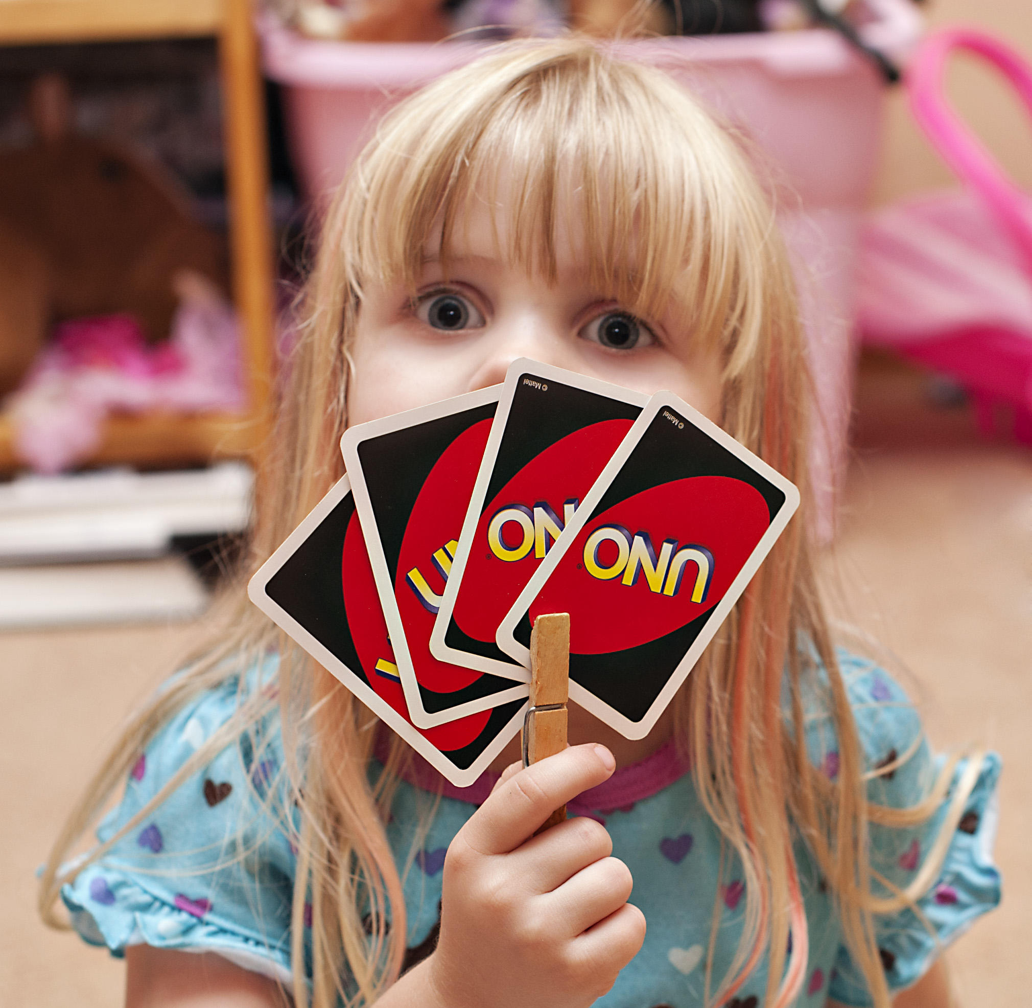 Childrens Card Games
