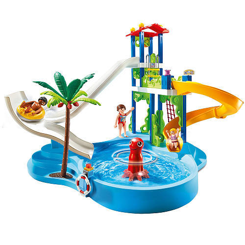 Playmobil Water Park and Fairground