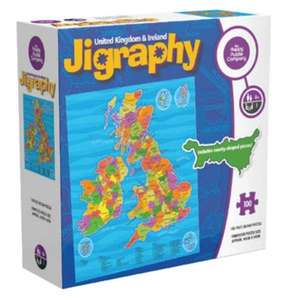 Jigraphy United Kingdom and Ireland