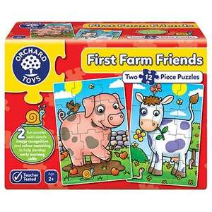 First Farm Friends