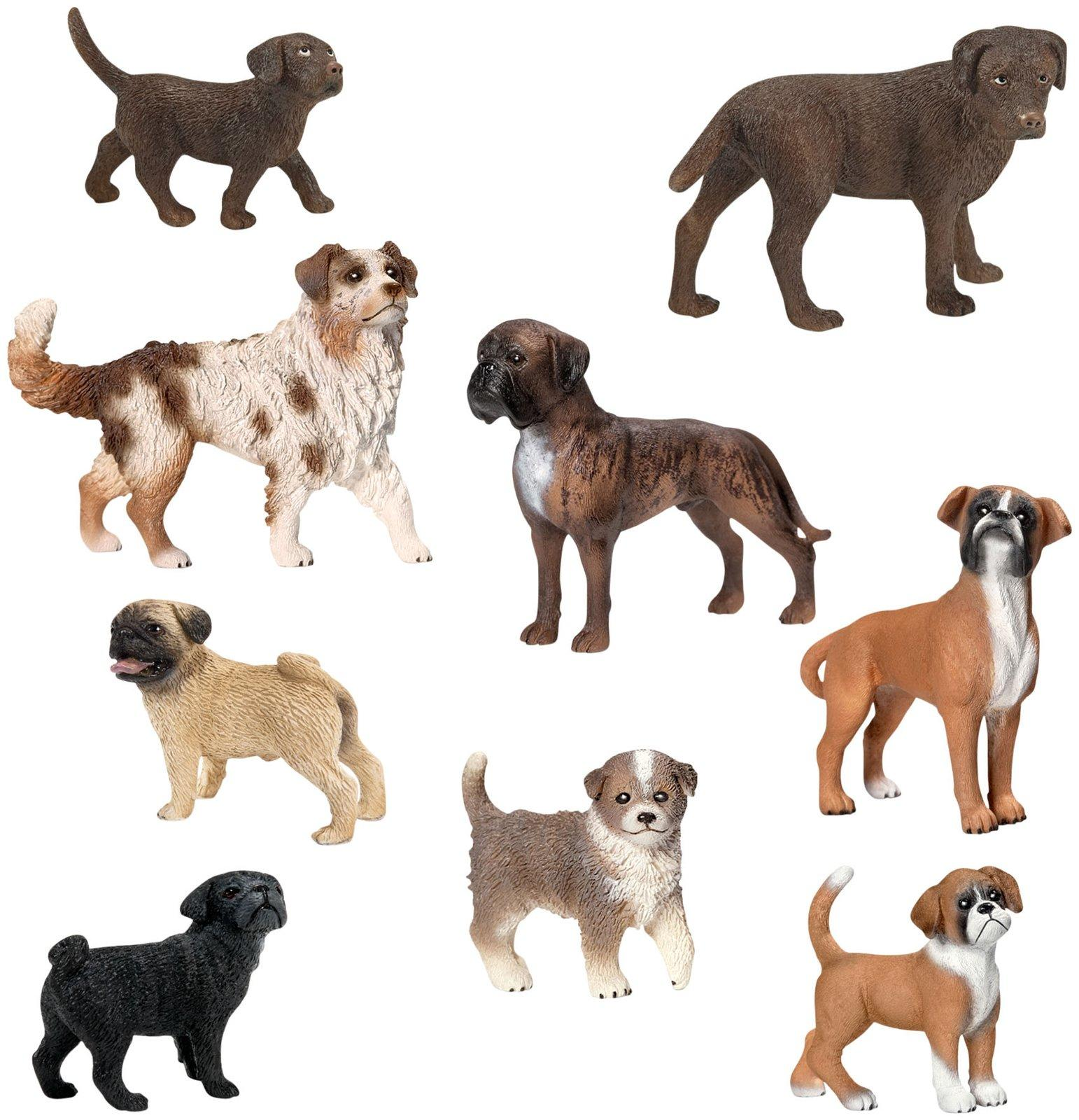 Schleich Dogs,Cats and Pets