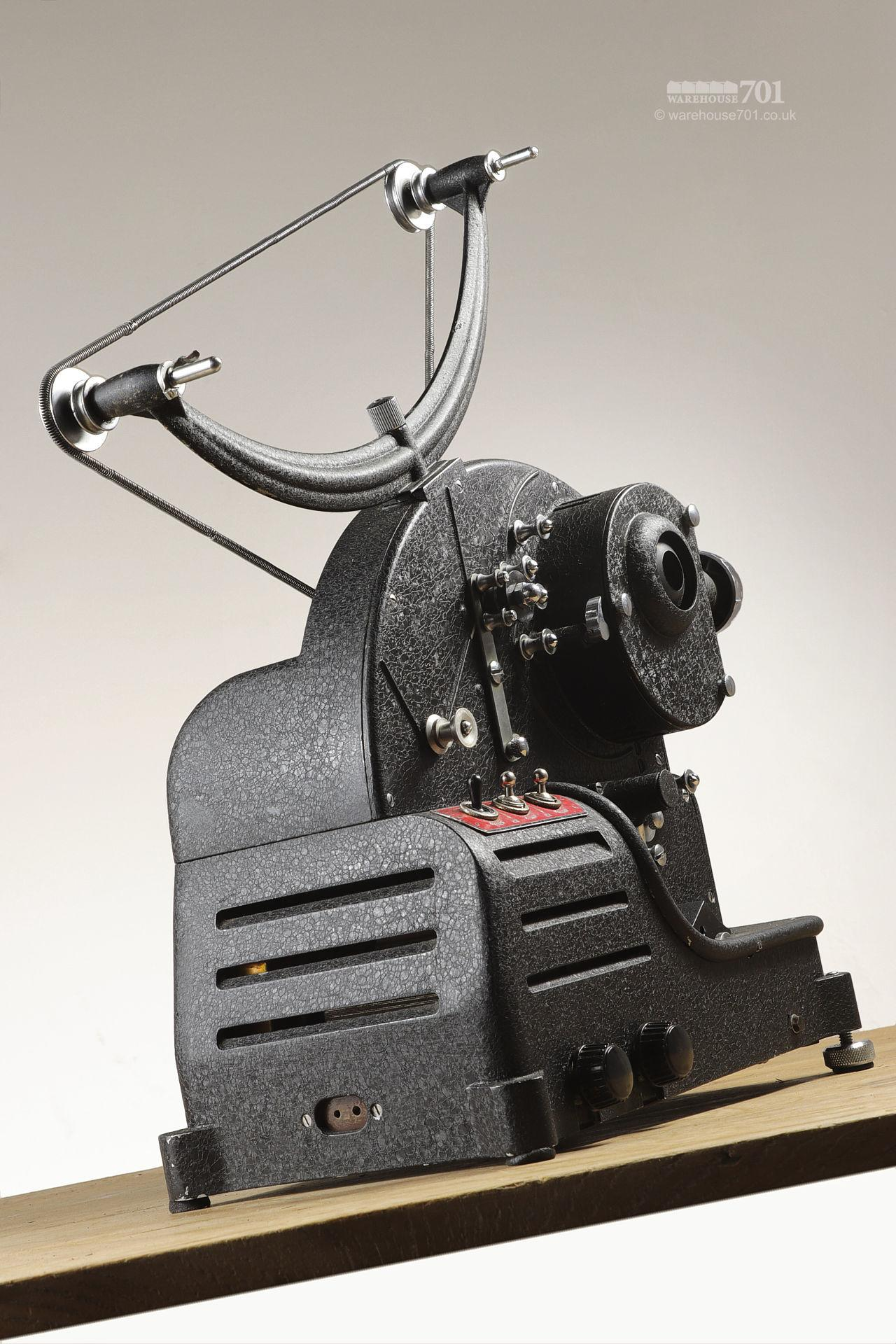 Pathescope 'Son' Vintage Film Projector #3