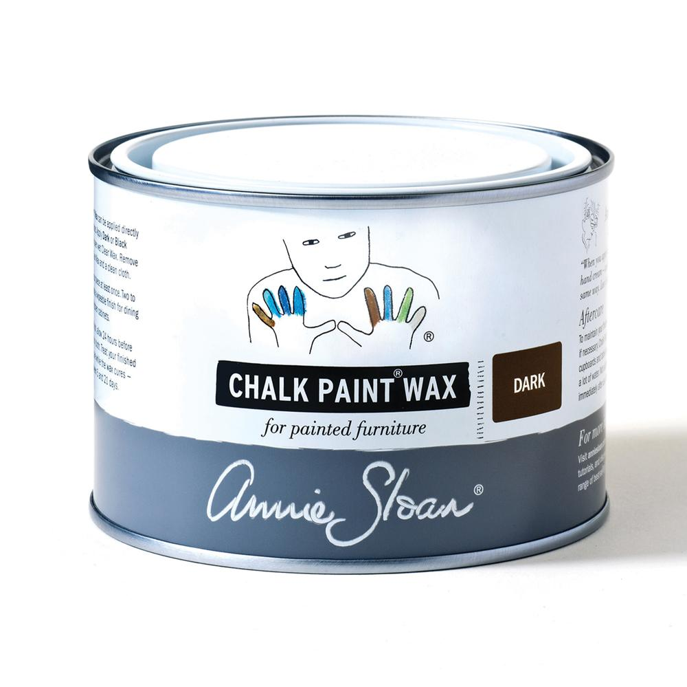 Chalk Paint® Wax in Clear, Dark, White and Black #4