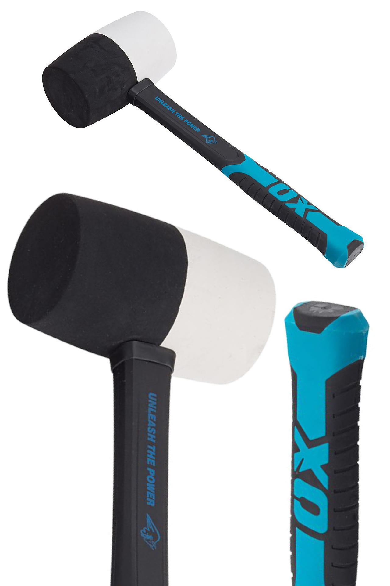 Ox Trade Combination Rubber Mallet