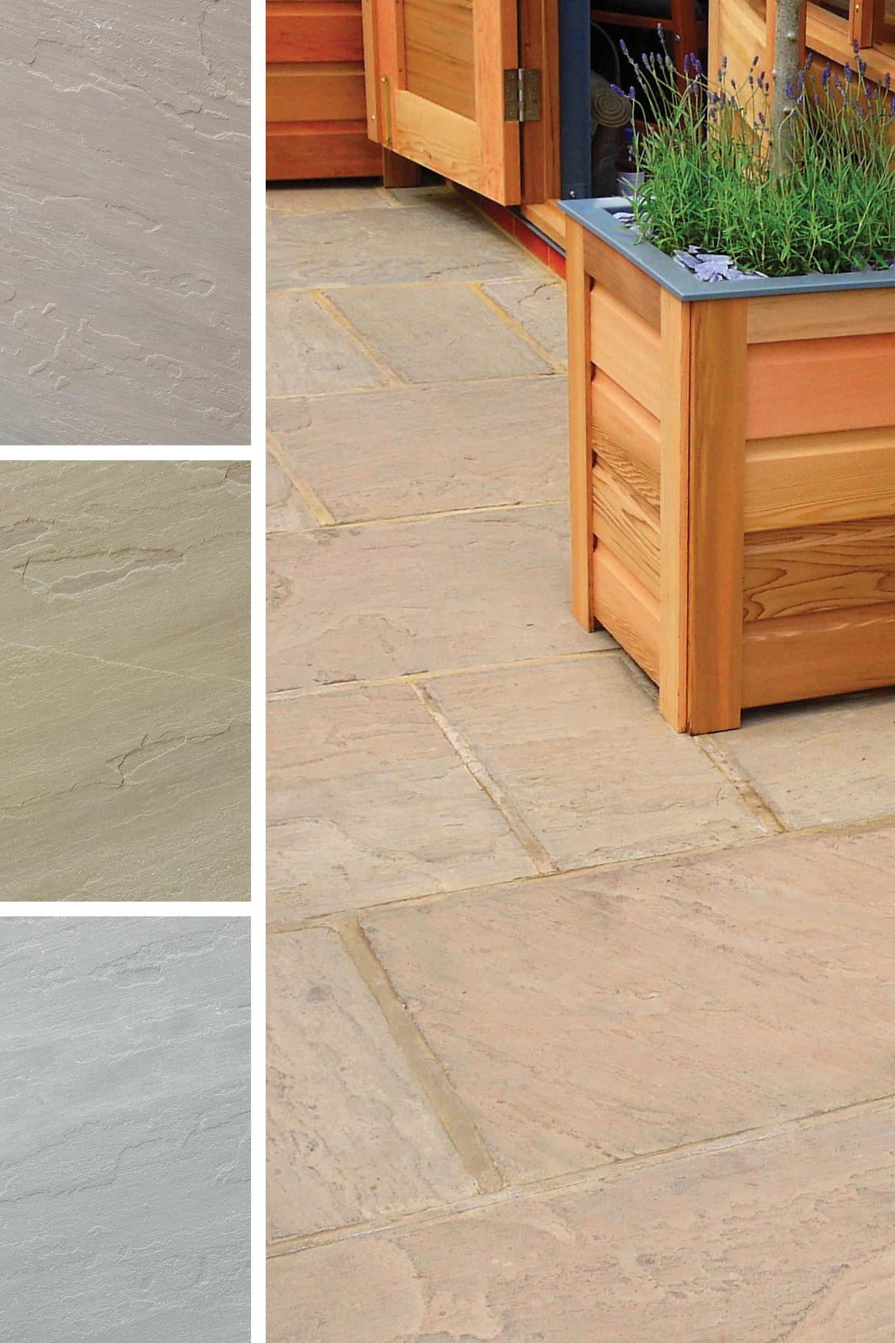 Digby Stone Paving/Patio Slabs