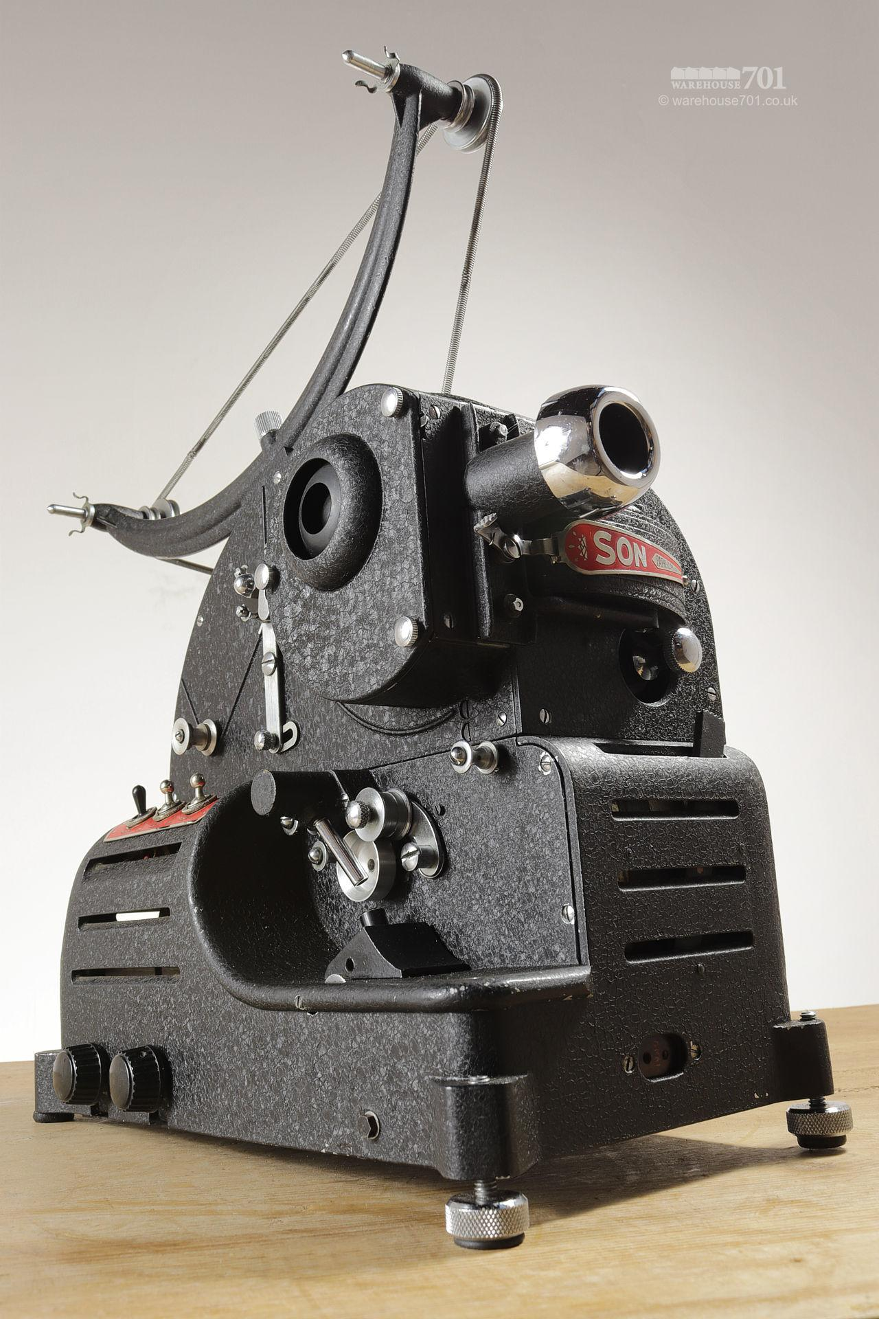 Pathescope 'Son' Vintage Film Projector