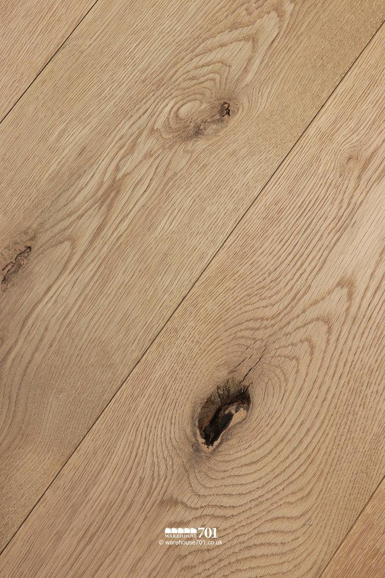 New Natural Oak Solid Wood Plank Flooring #2