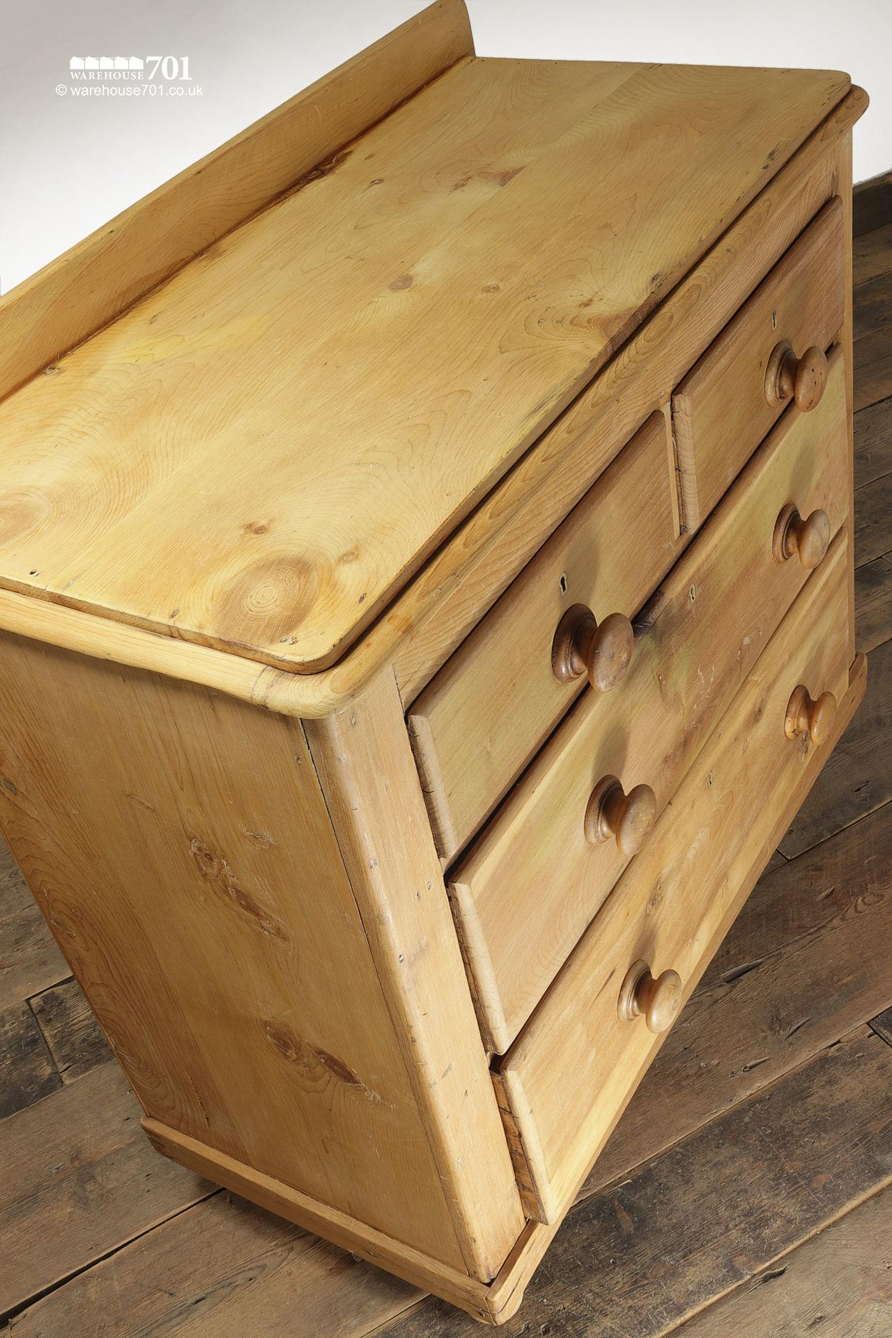 Vintage Honey Pine Ray & Miles Chest of Drawers #2