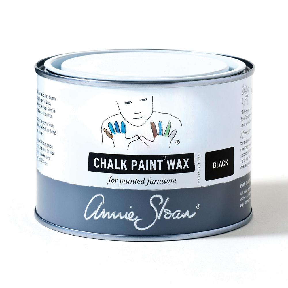 Chalk Paint® Wax in Clear, Dark, White and Black #6