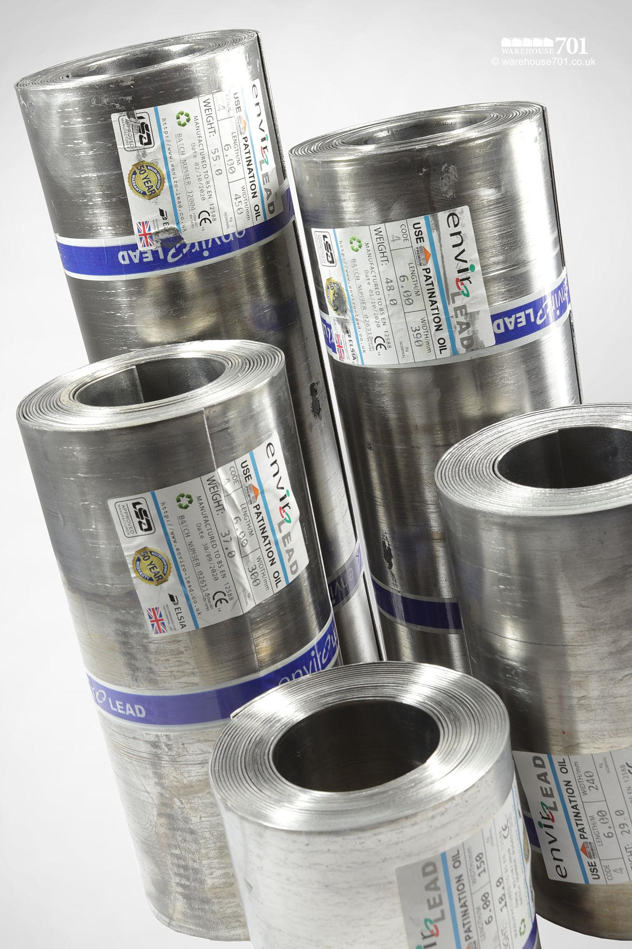Code 4 Roofing Lead 6m Rolls #2