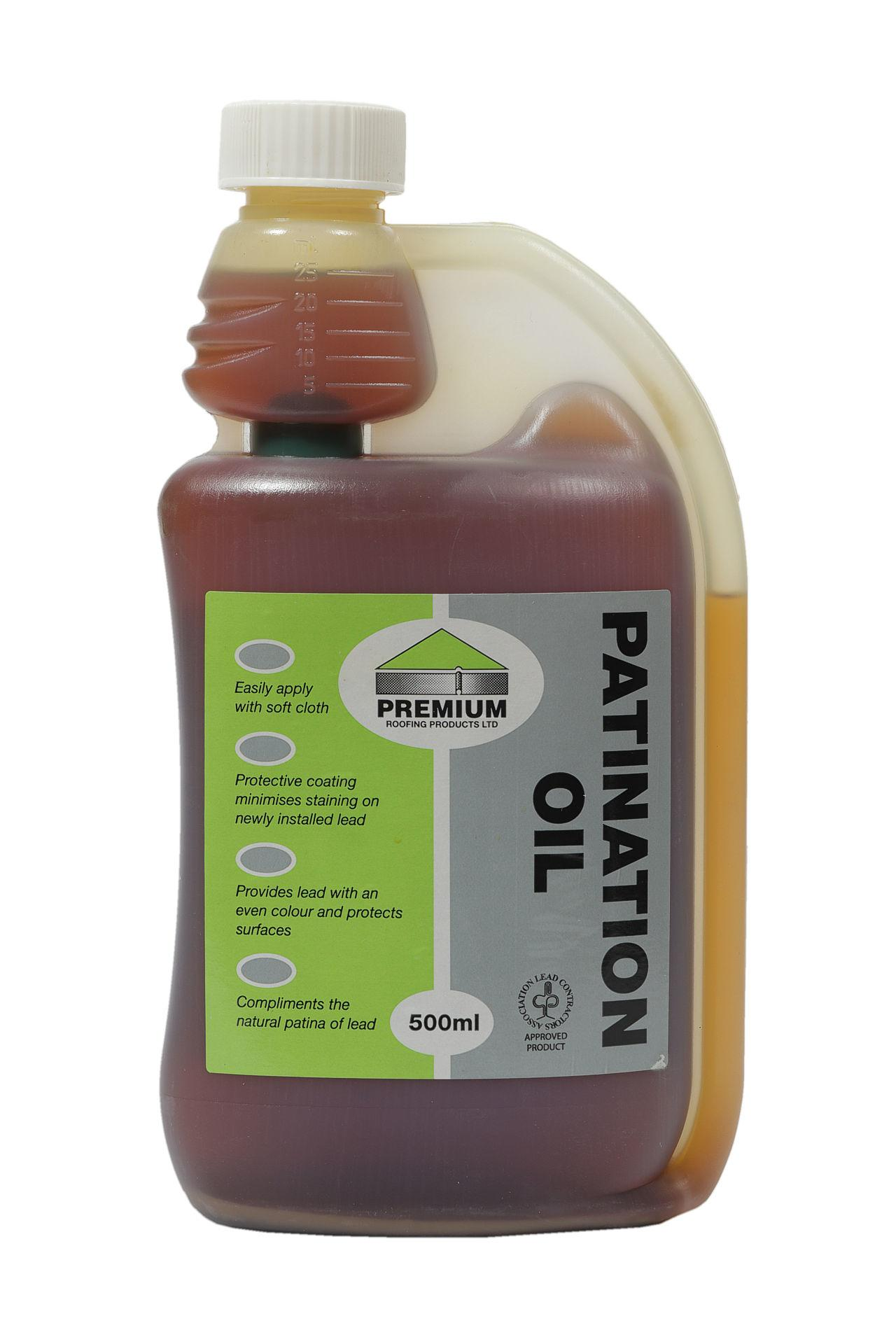 Lead Patination Oil 0.5L