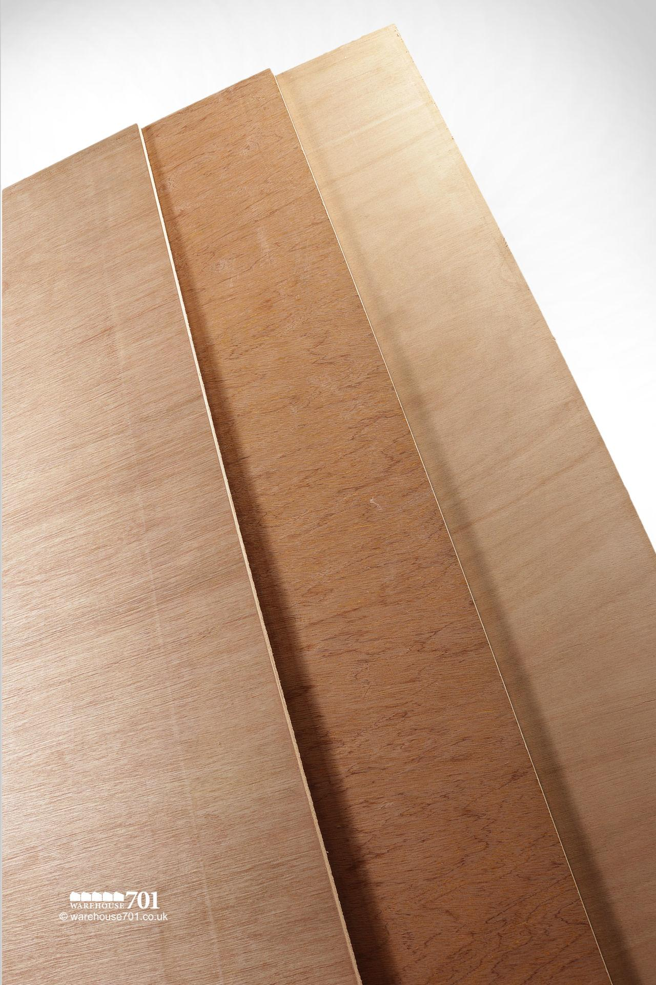 New Xtraplex® HARDWOOD Plywood sheet in 9mm, 12mm and 18mm