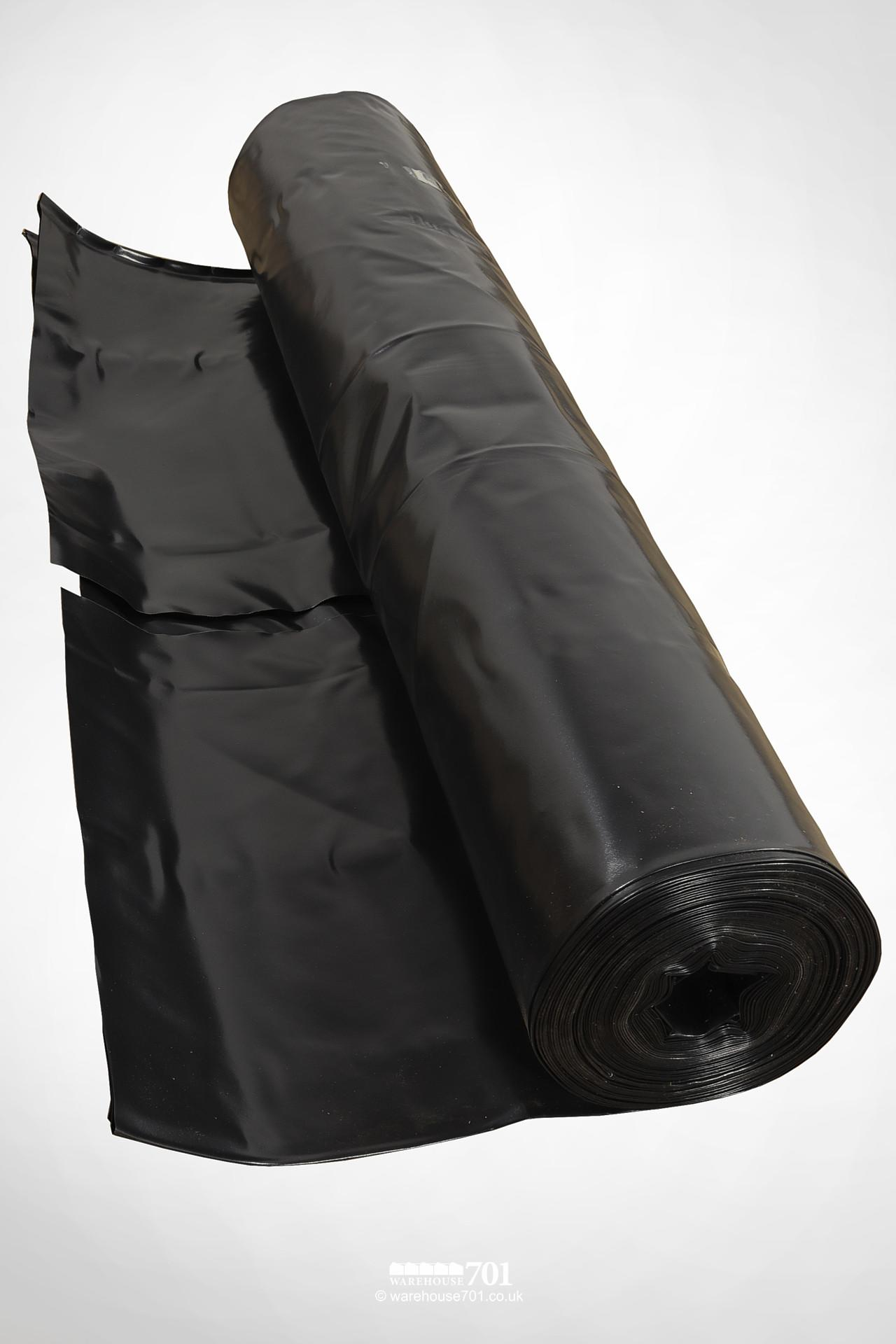 Capital Black Damp Proof Membrane 4m x 25m #1
