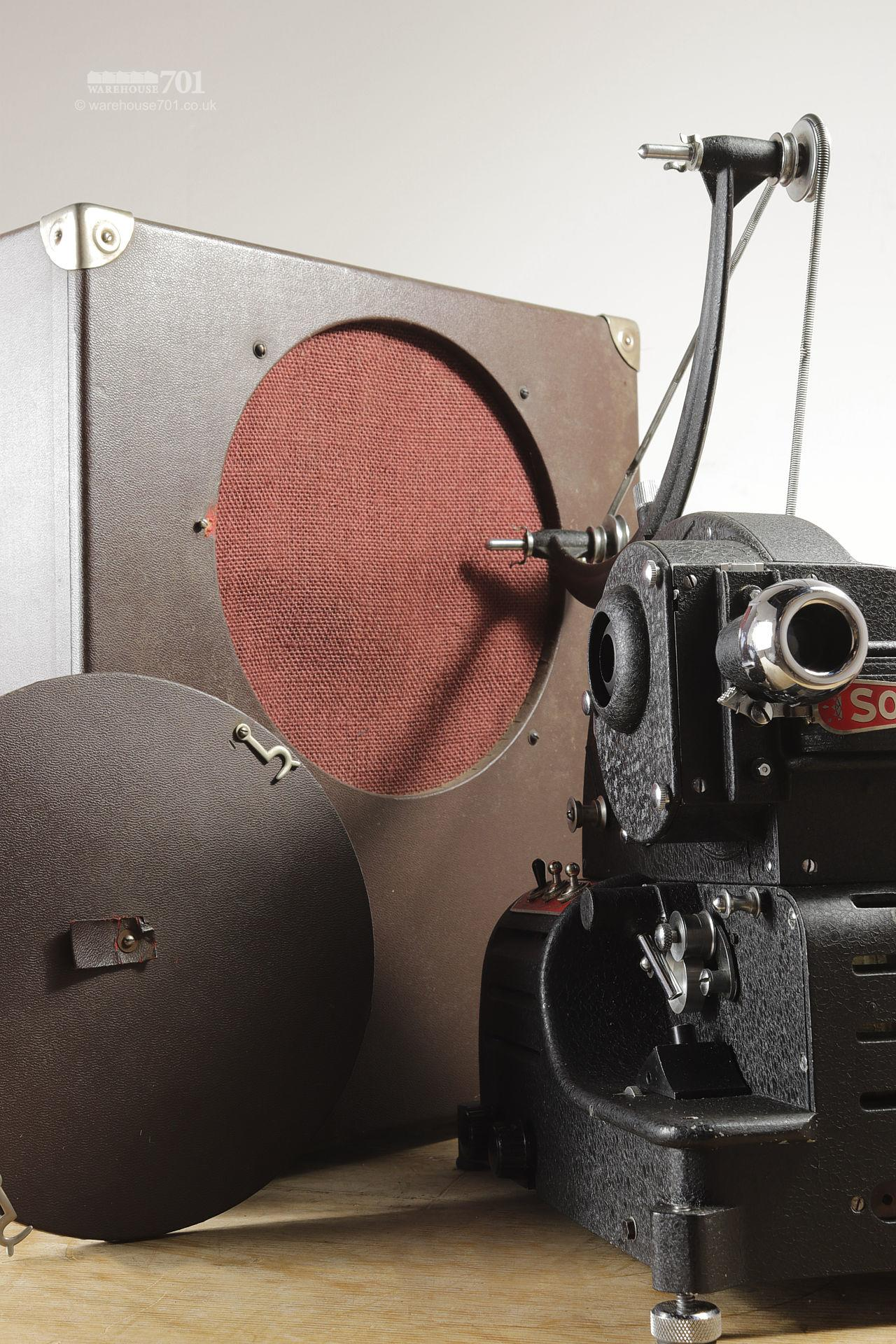 Pathescope 'Son' Vintage Film Projector #5