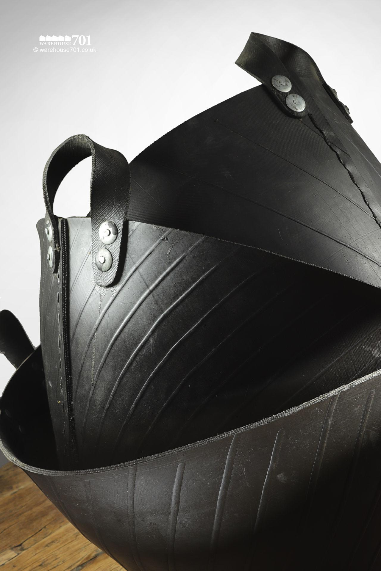 NEW Extra Tough! Recycled Tyre Buckets with Twin Riveted Handles #2