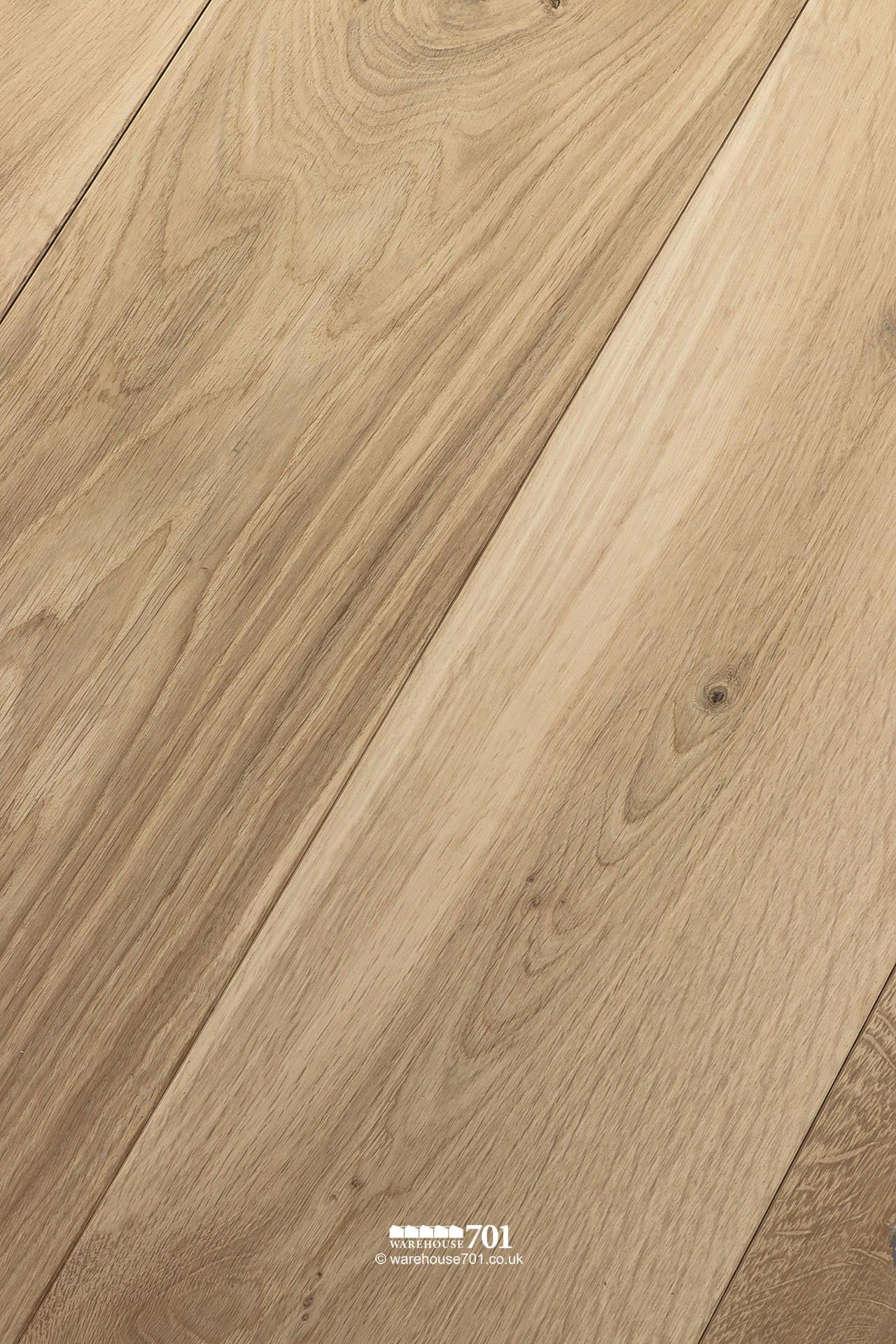 New 'Wessex' Engineered Natural Oak Wood Flooring #3
