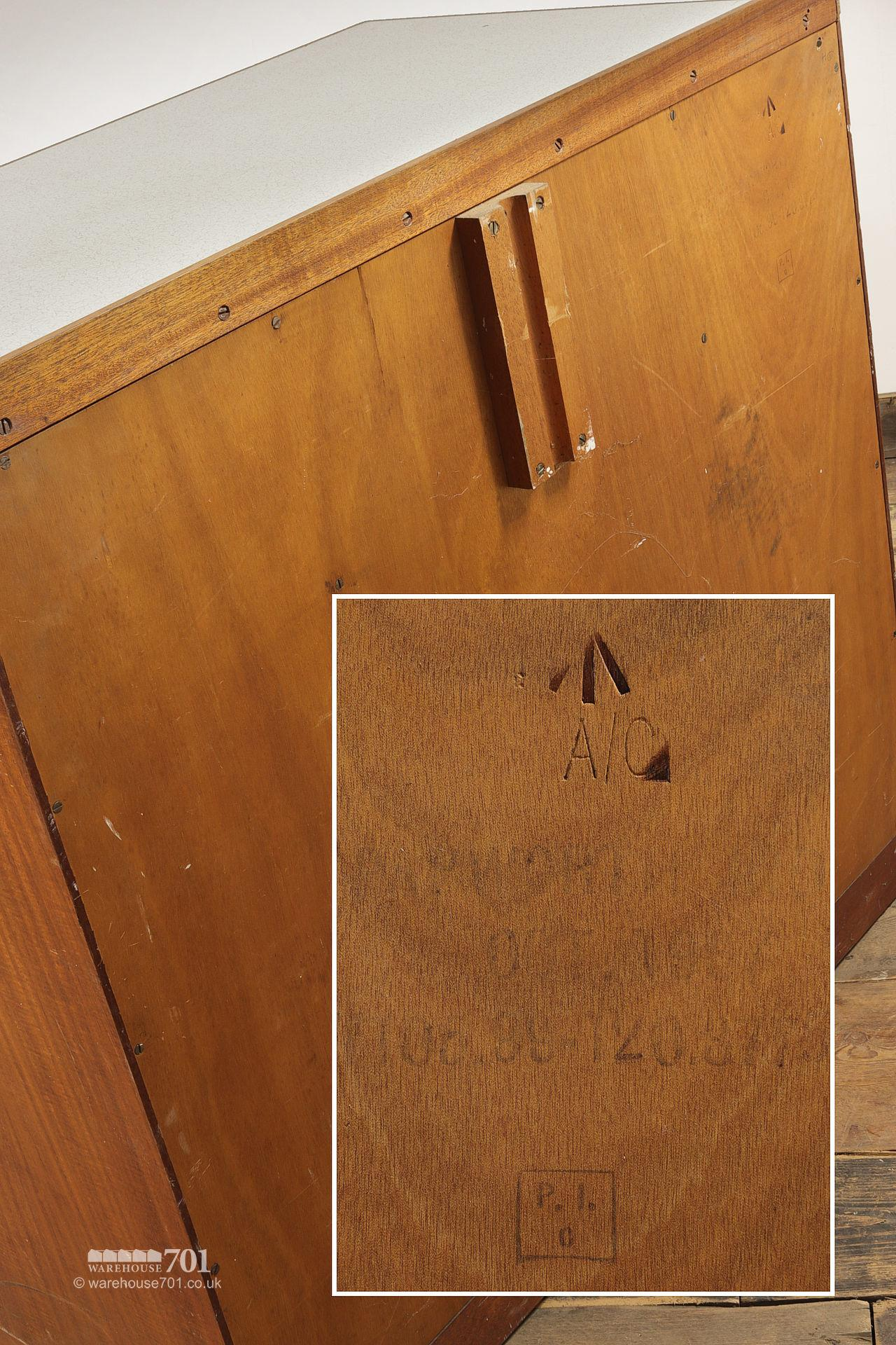 Authentic MOD Four-Tier Chest of Drawers #5