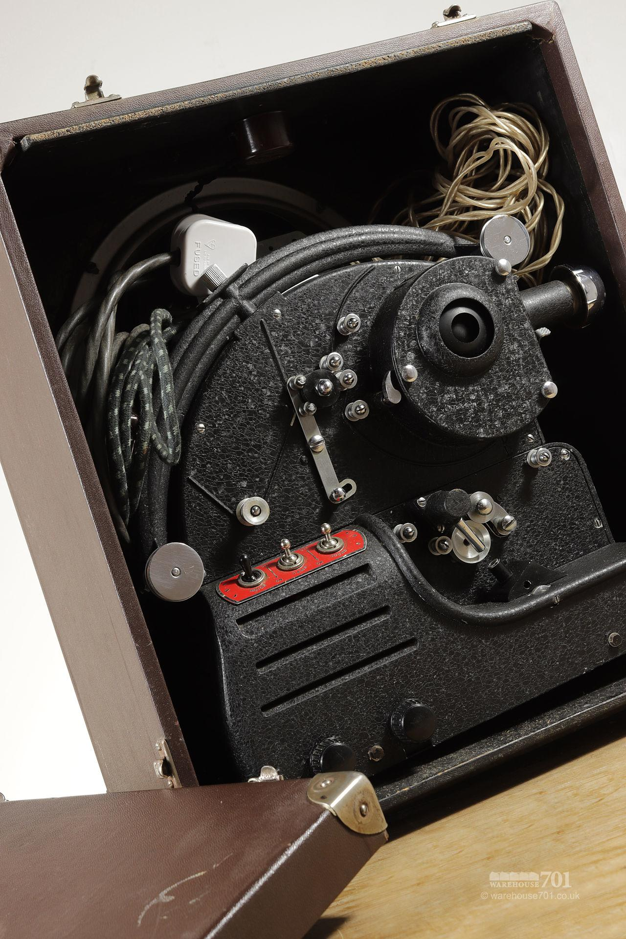 Pathescope 'Son' Vintage Film Projector #6