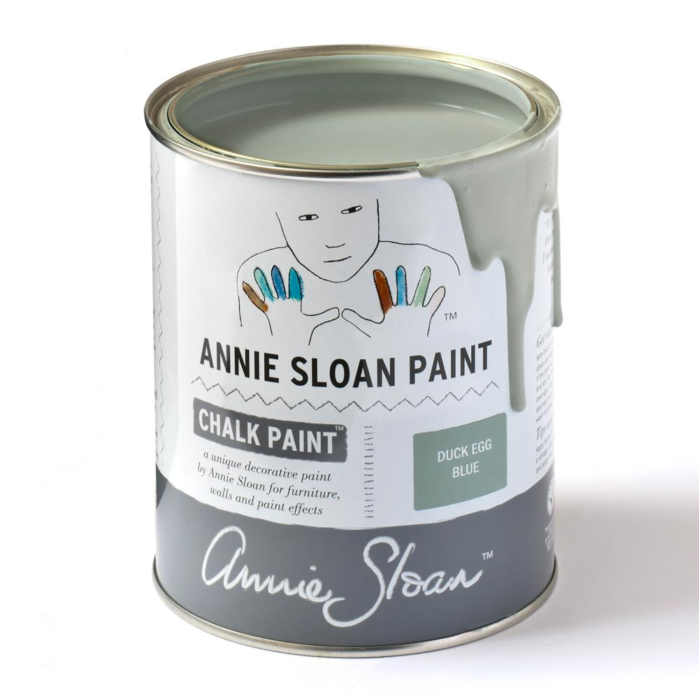 Duck Egg Blue - Annie Sloan Chalk Paint
