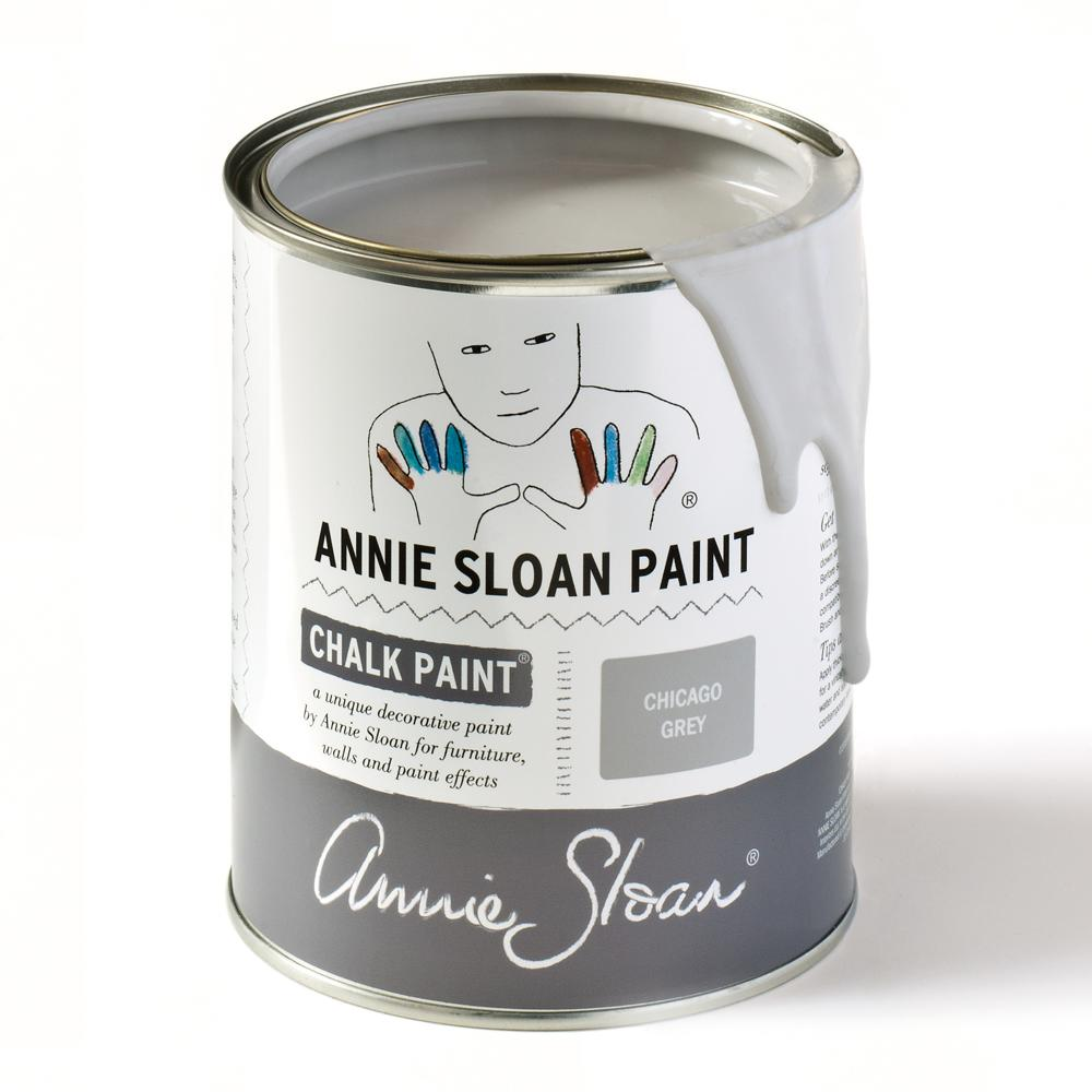 Chicago Grey - Annie Sloan Paint