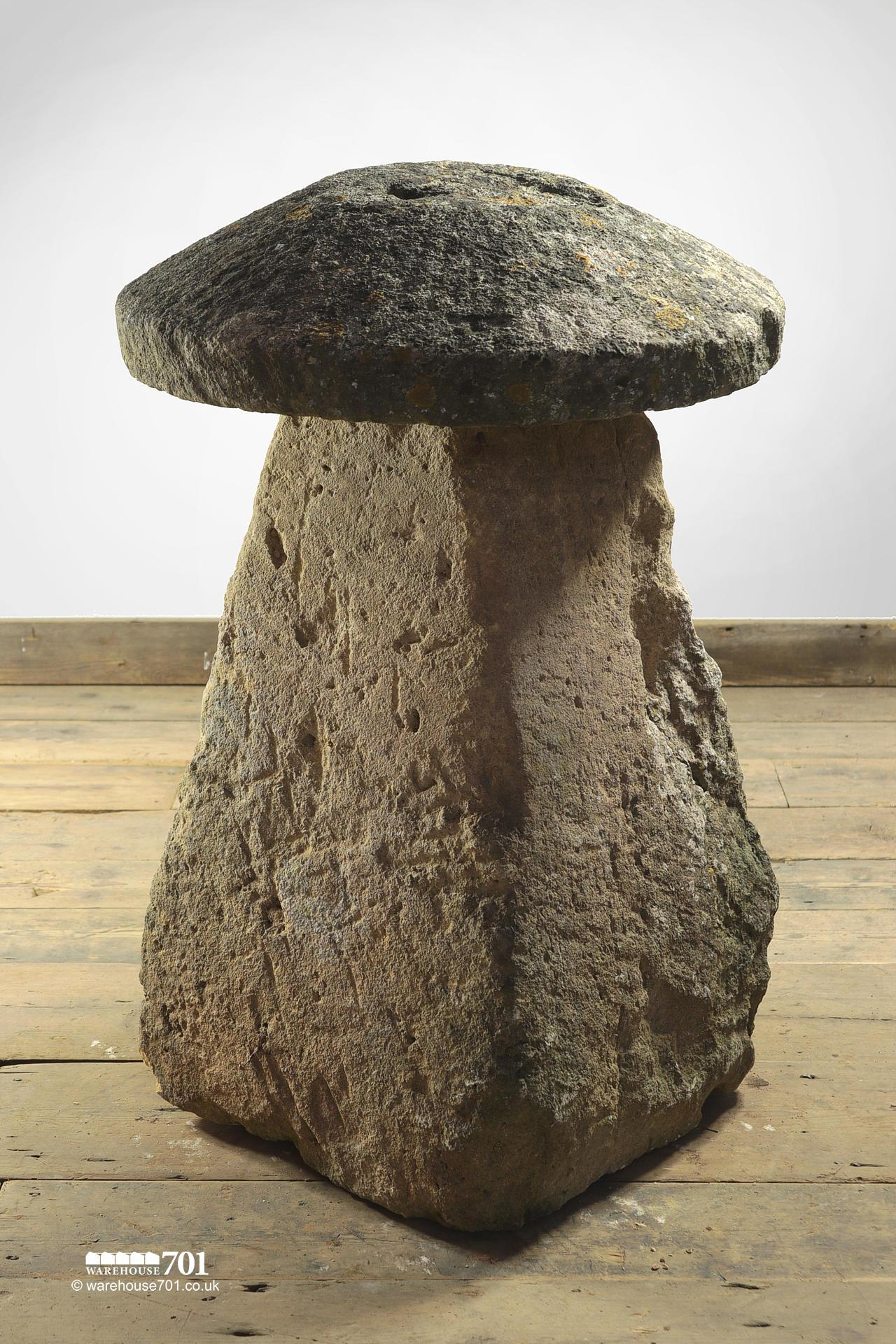Original Period Agricultural Staddle Stone #2