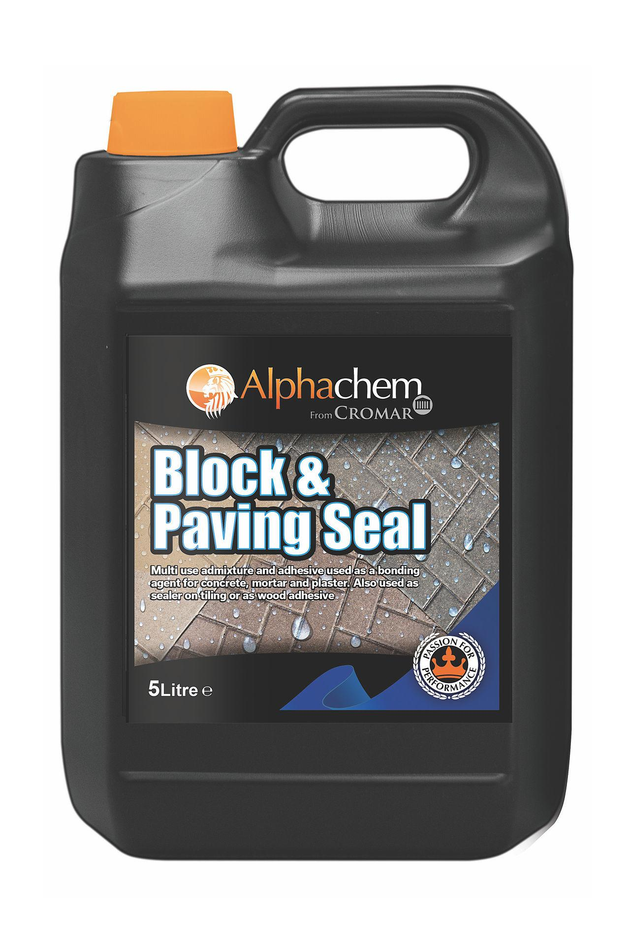 Block and Paving Sealer 5L