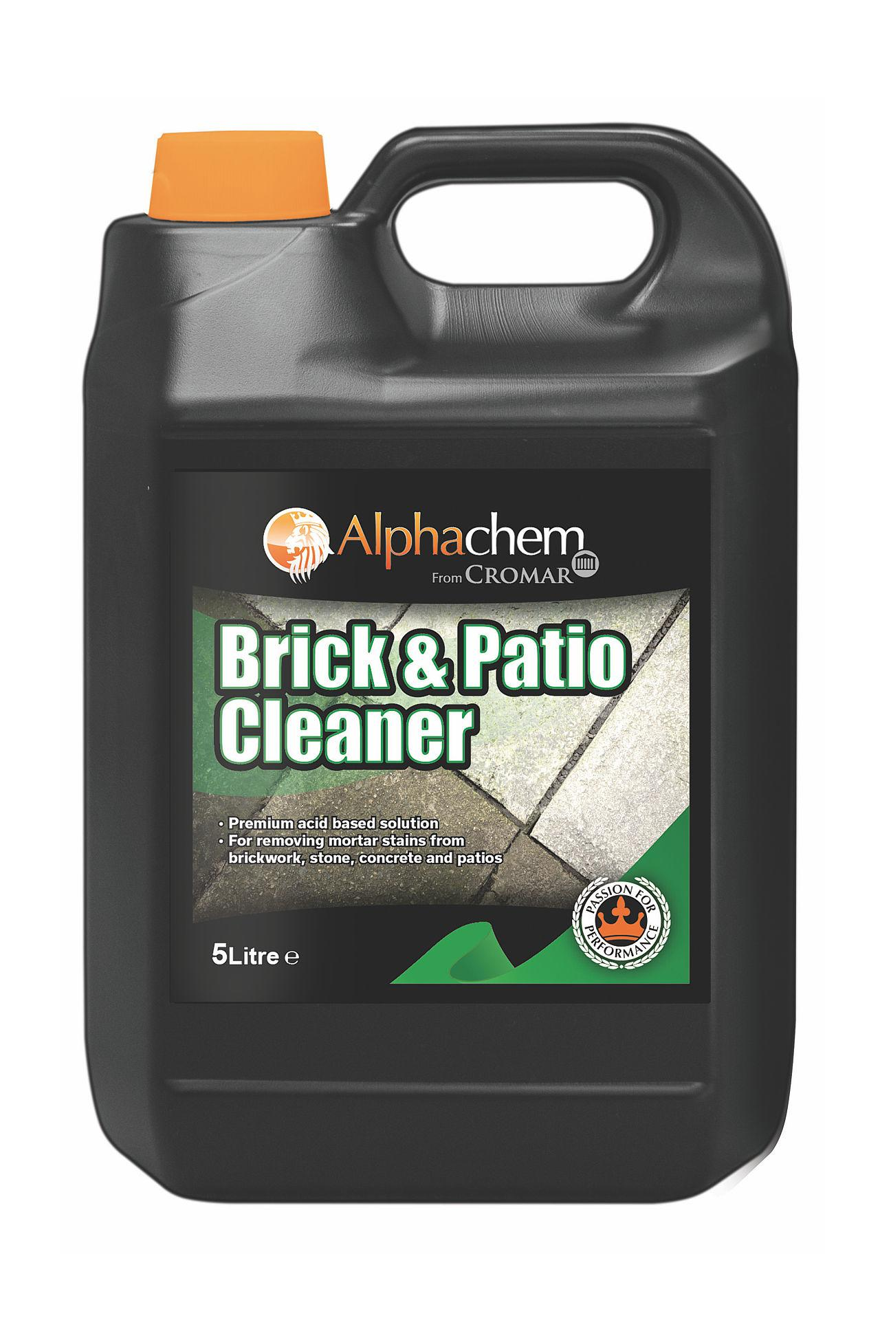 Brick and Patio Cleaner 5L