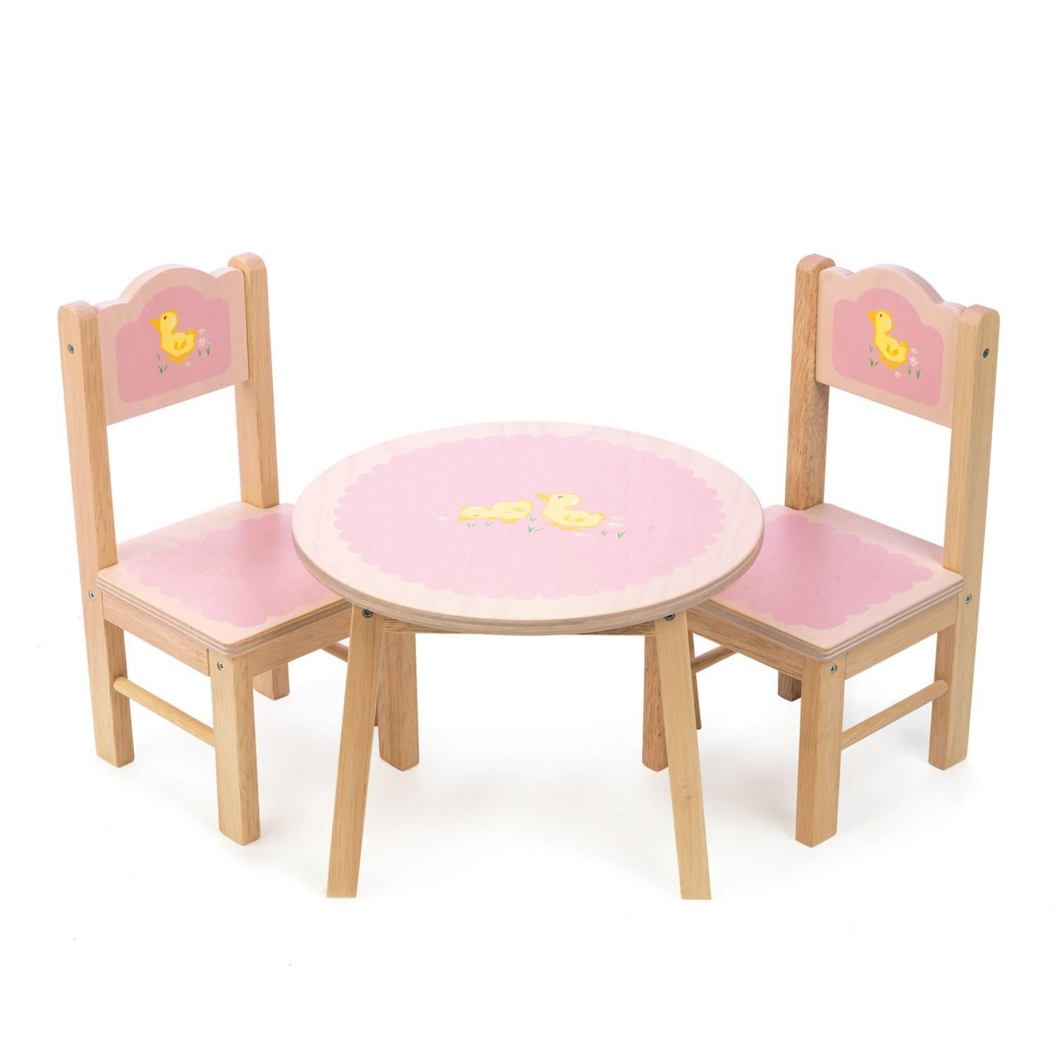 New Sweetiepie Table and Chairs for Dolls #2