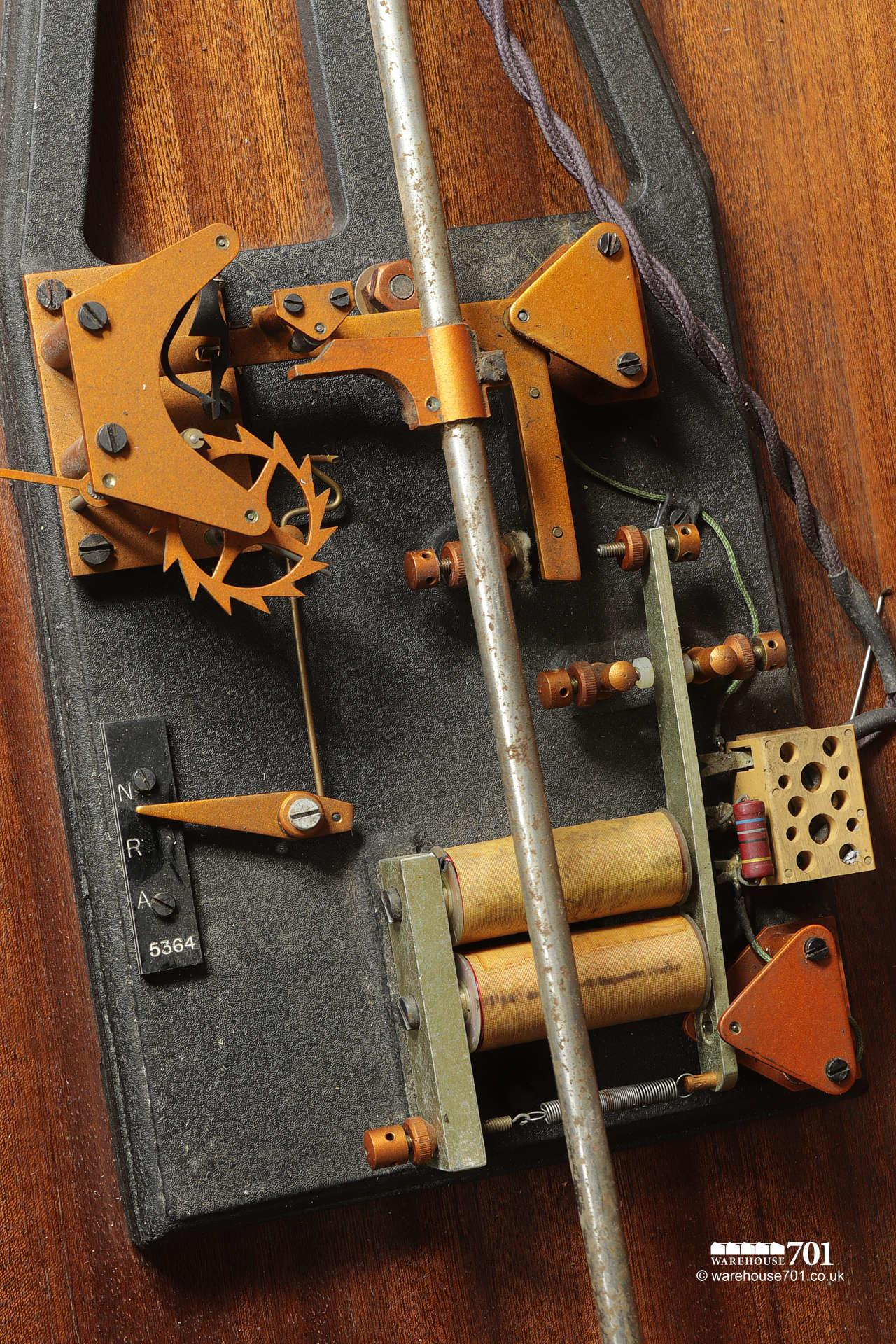 1950s British Telecom Exchange Master Clock Mechanism #3