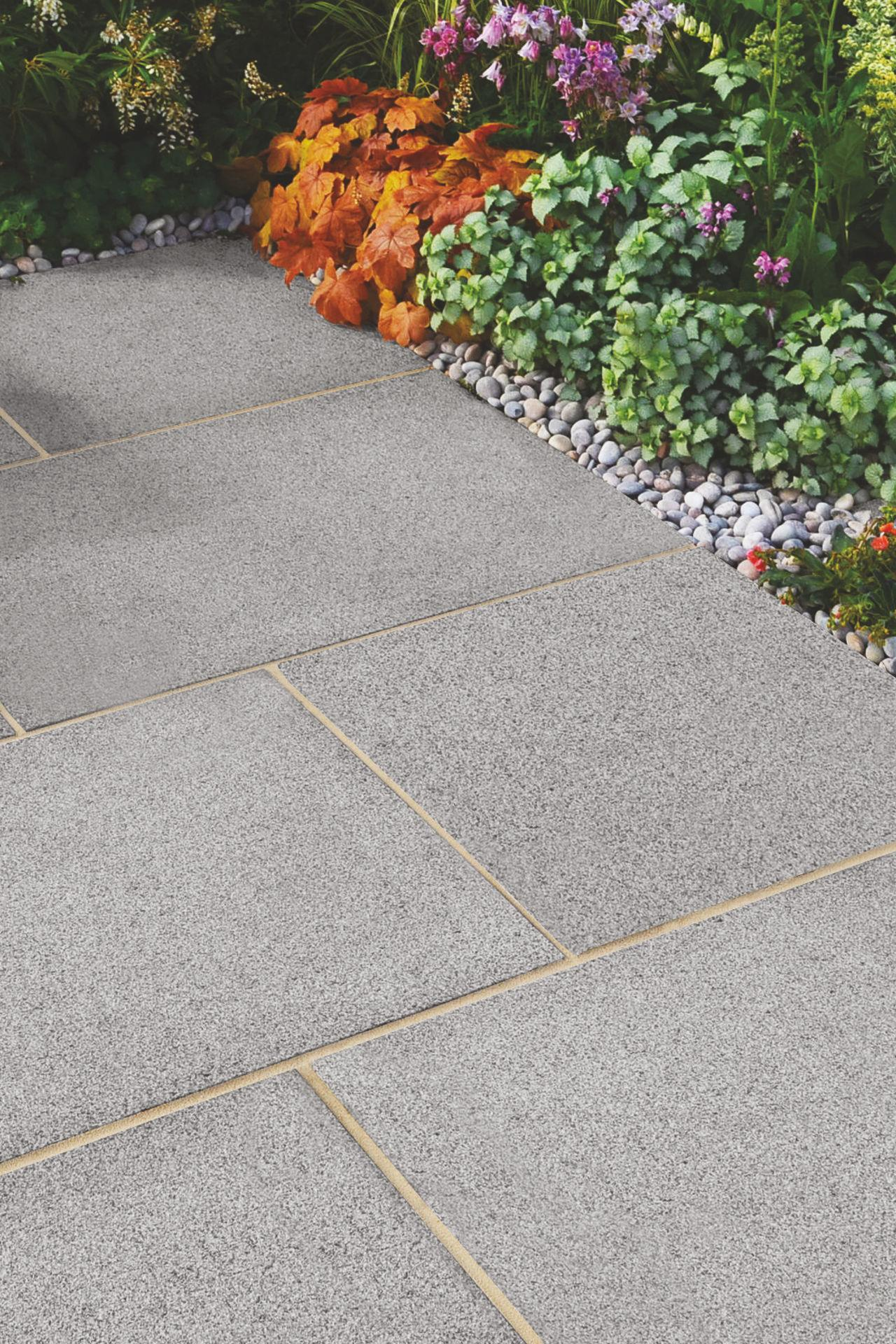 Granite New Dusk Strip Paving