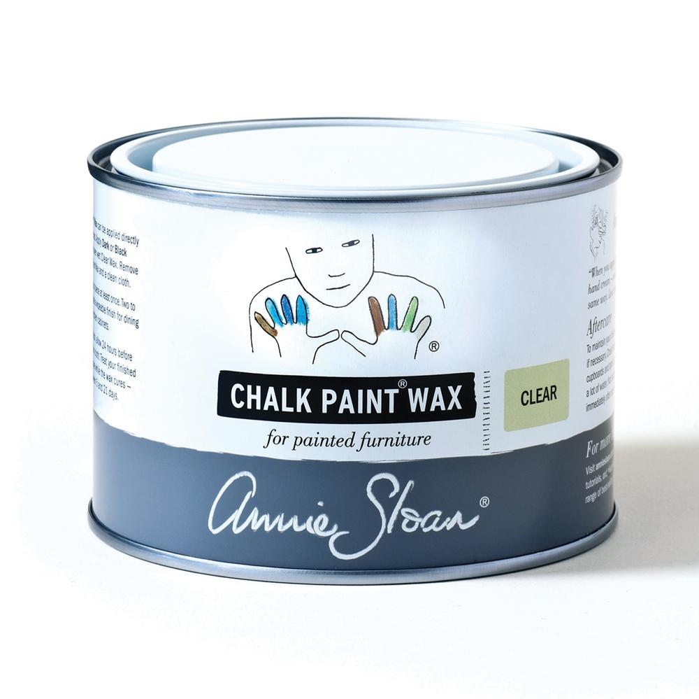 Chalk Paint® Wax in Clear, Dark, White and Black #3