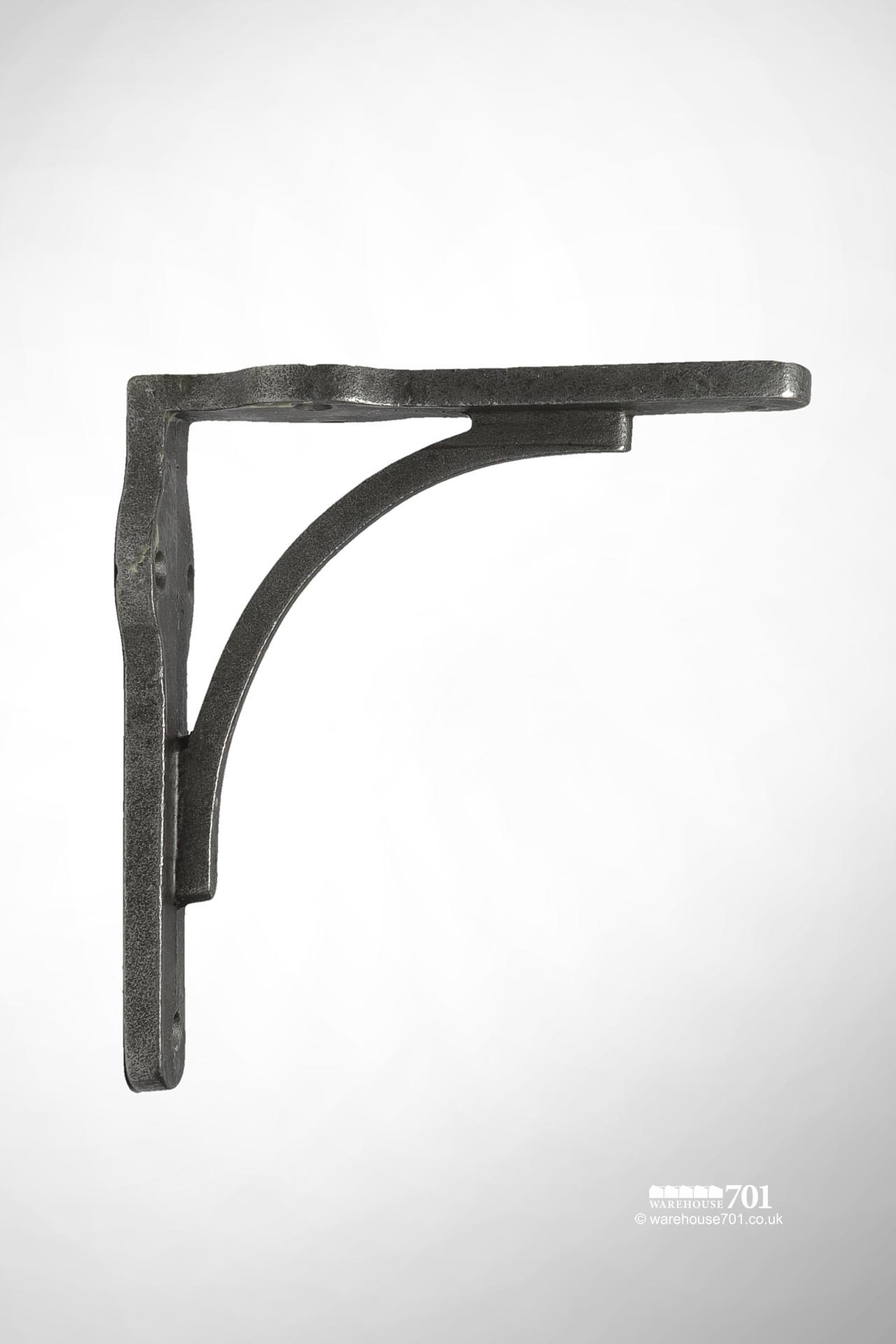 New Cast Iron Shelf or Wall Bracket - Gallows Design - Small #2