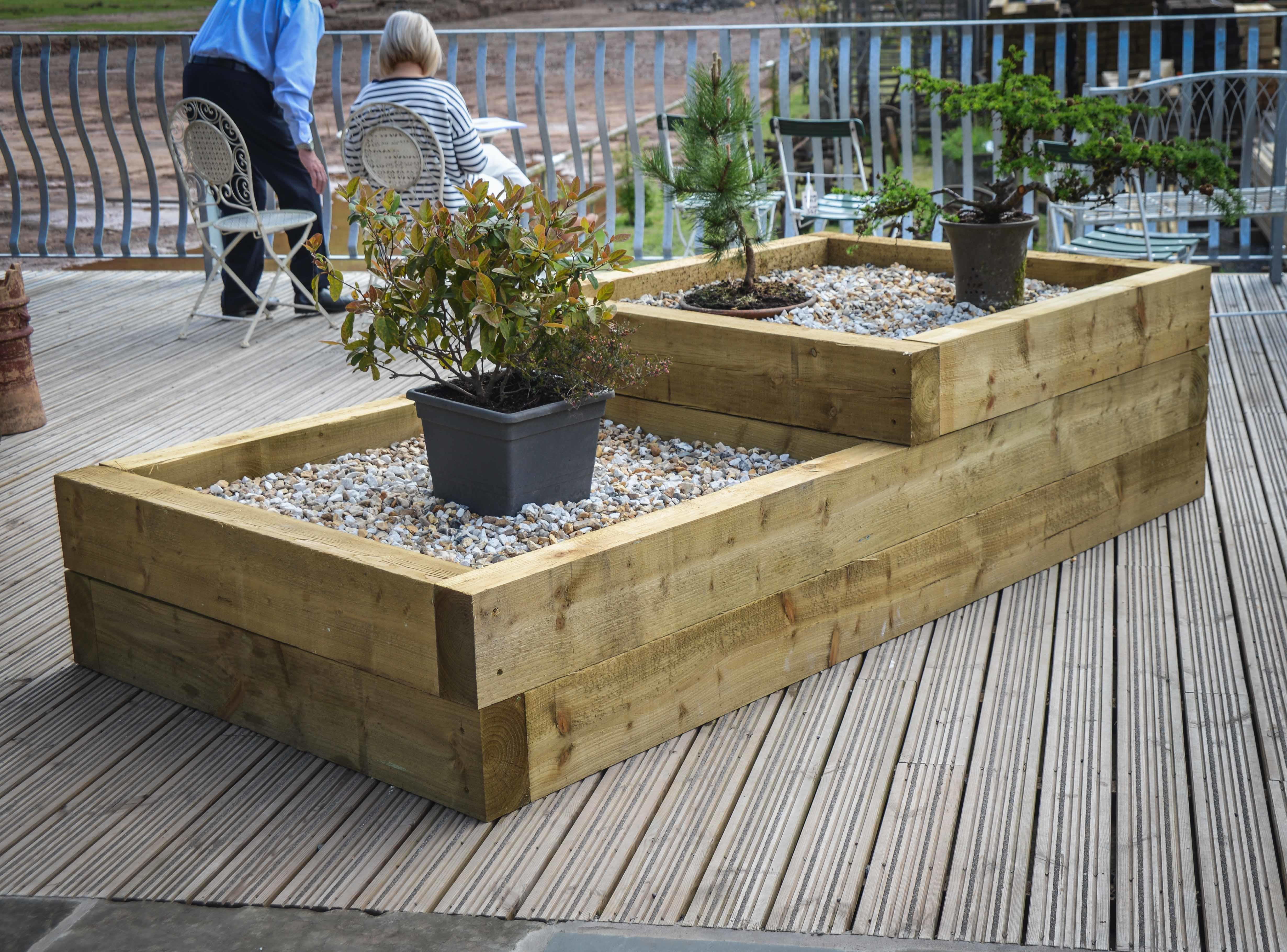 Double Garden Planter Kit