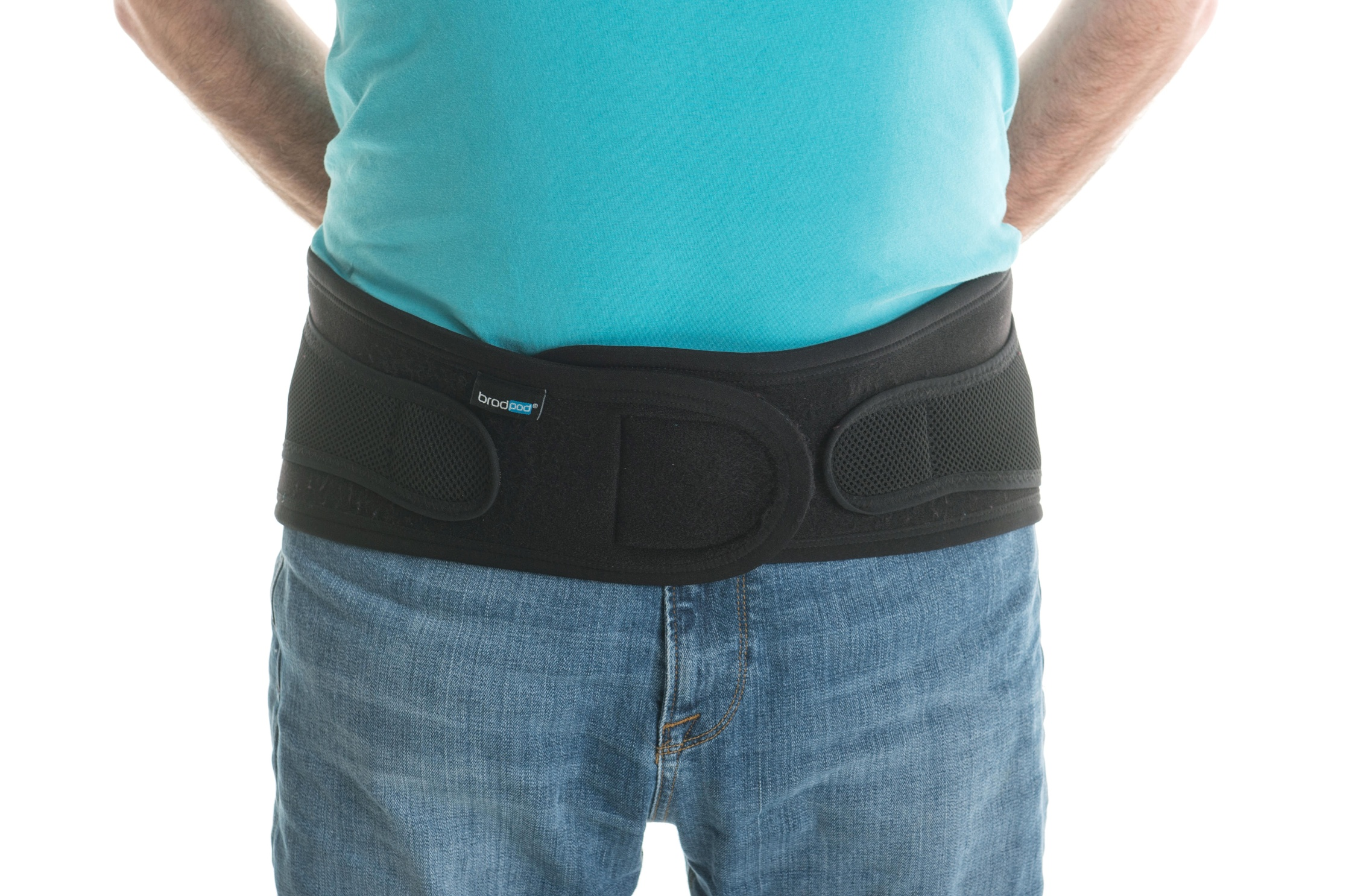 Magnetic belt for back pain