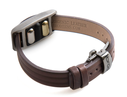 BrodTeNS brown leather clasp