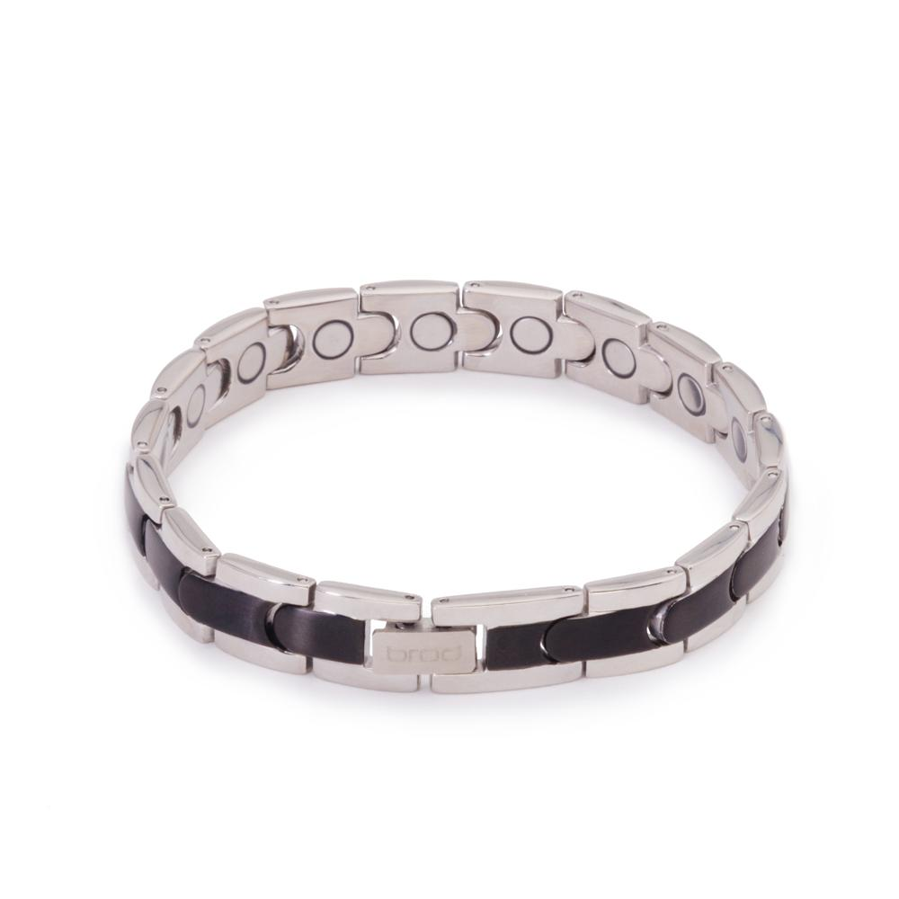 Mens magnetic therapy bracelets